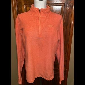 The North Face Women's 1/4 Zip Pullover L